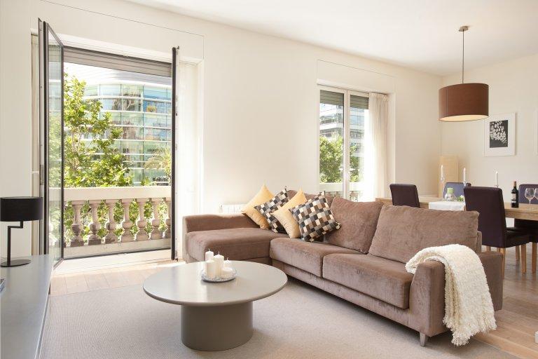 Apartamento para alugar L'Esquerra de l'Eixample Barcelona
