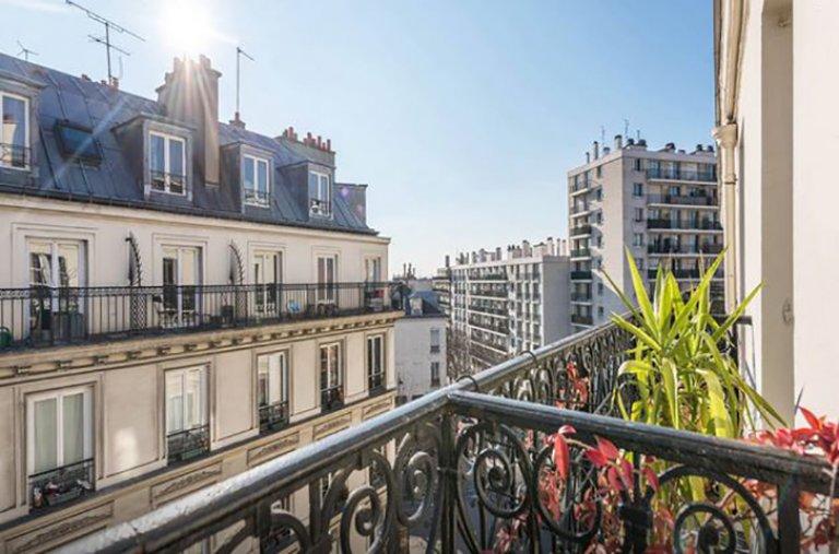 Appartement 1 chambre simple à louer dans le 10ème arrondissement