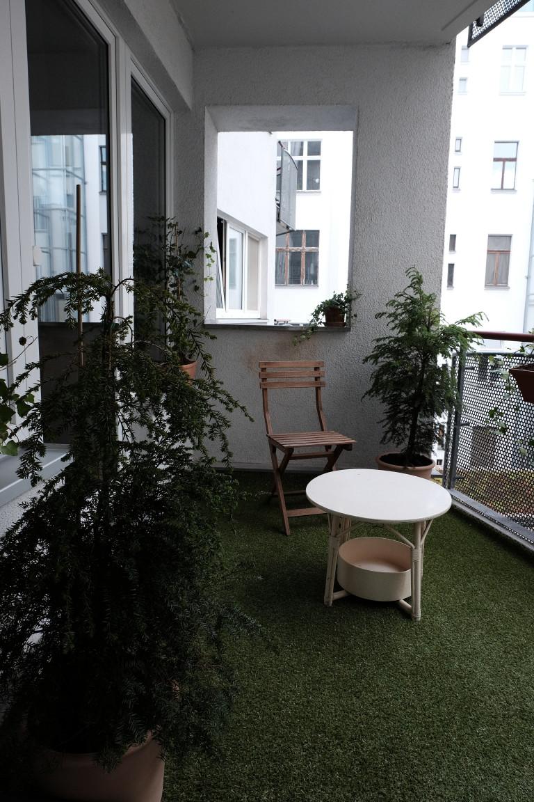 1-pokojowe mieszkanie do wynajęcia w Mitte, Berlin
