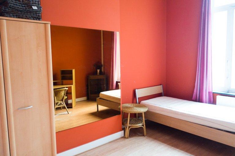 Studio à louer dans une résidence à Saint Josse, Bruxelles