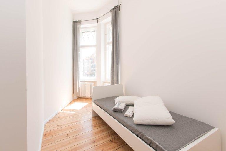 Przytulny pokój do wynajęcia w Schillerkiez, Berlin