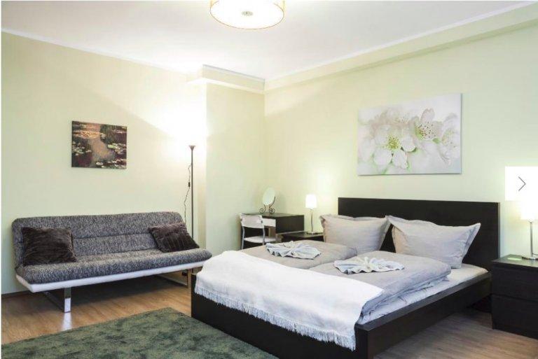 Elegante apartamento de 1 dormitorio en alquiler en Wilmersdorf, Berlín
