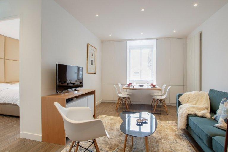 Wyjątkowe 2-pokojowe mieszkanie do wynajęcia w 2. dzielnicy.