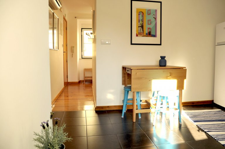 1-bedroom apartment for rent in Martim Moniz, Lisbon