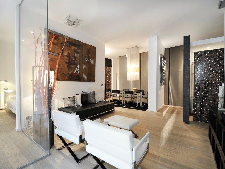 1 dormitorio en alquiler Corso Sempione, Milán