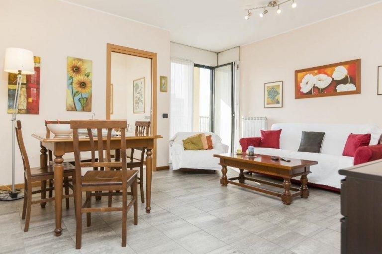 Wohnung mit 1 Schlafzimmer in Navigli in Mailand zu vermieten