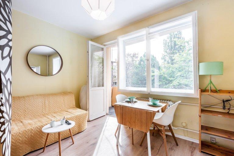 Peaceful studio apartment for rent in Kreuzberg, Berlin