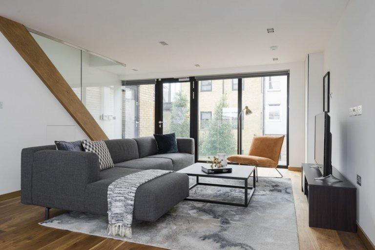 Fabulous 2-bedroom flat to rent in Islington, London