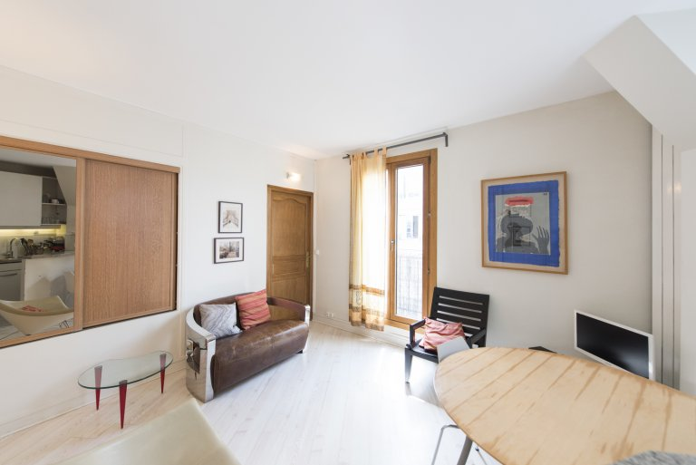 Monolocale in affitto nel 17 ° arrondissement di Parigi