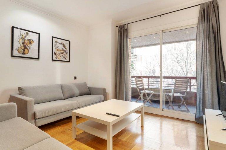 Tolle 5-Zimmer-Wohnung in l'Eixample Dreta zu vermieten