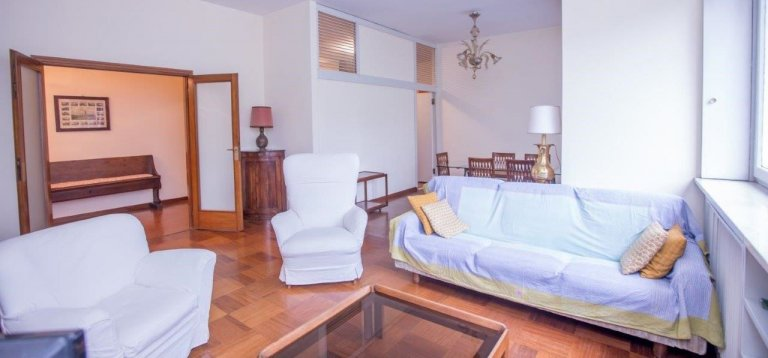 4-bedroom apartment for rent in Fiera Milano