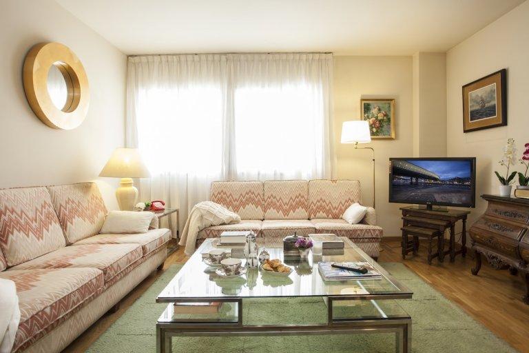 2-pokojowe mieszkanie do wynajęcia w L'Eixample w Walencji