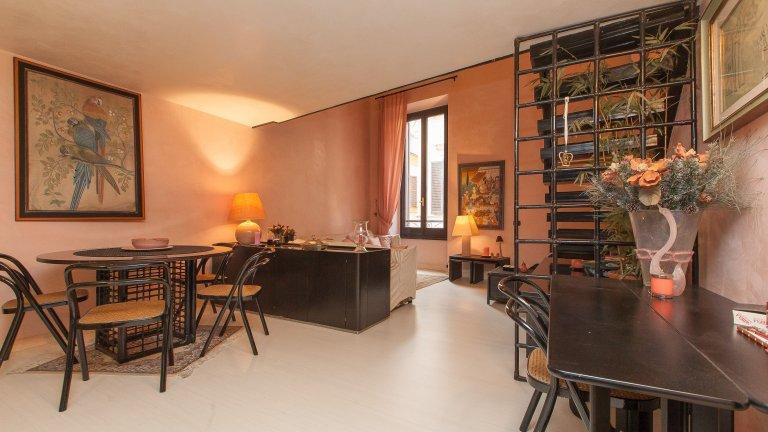 Estudio en alquiler en Centro Histórico, Roma