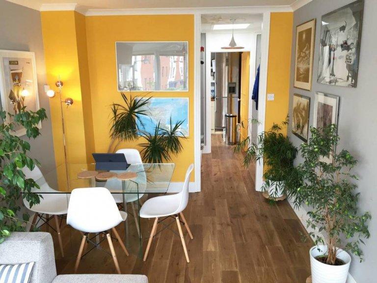 Uroczy 1-pokojowe mieszkanie do wynajęcia w Islington, Londyn