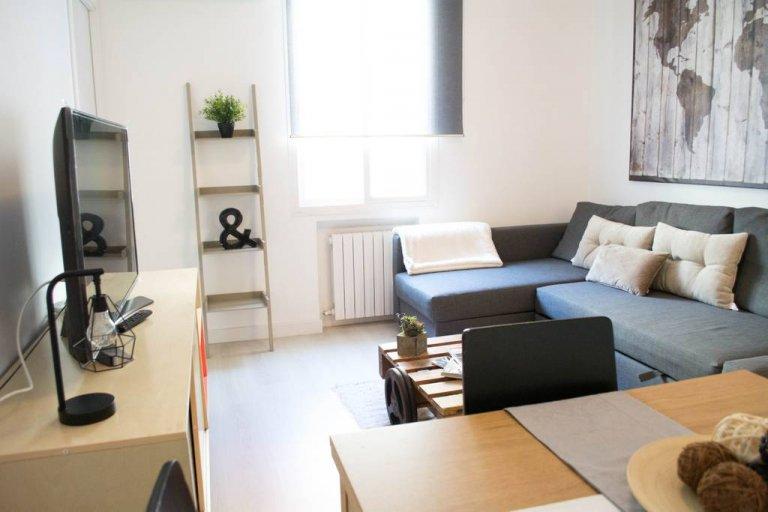 Fantastic 2-bedroom apartment for rent in Salamanca, Madrid