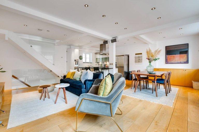 4-Zimmer-Haus zur Miete in Belgravia, London