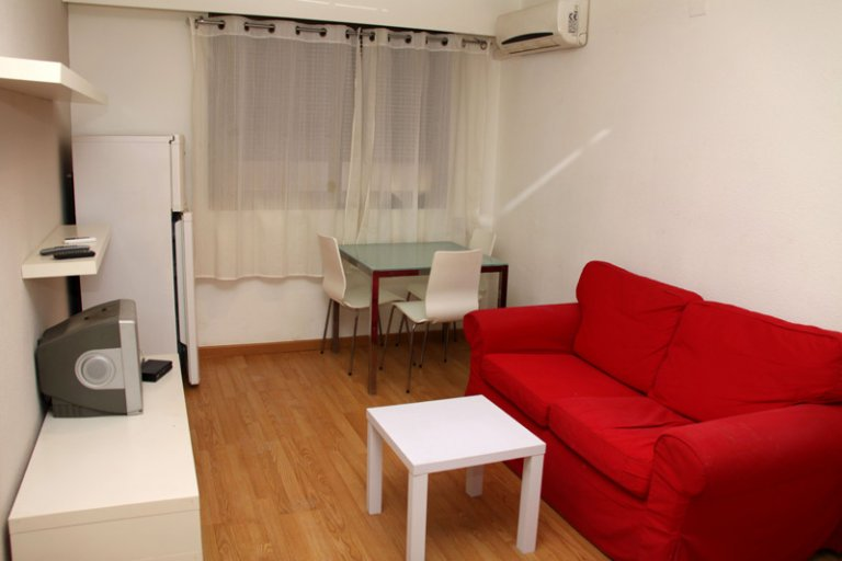 1-bedroom apartment for rent in Ciutat Vella