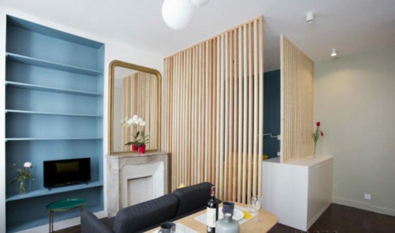 Chic studio apartment to rent in 15th arrondissement, Paris