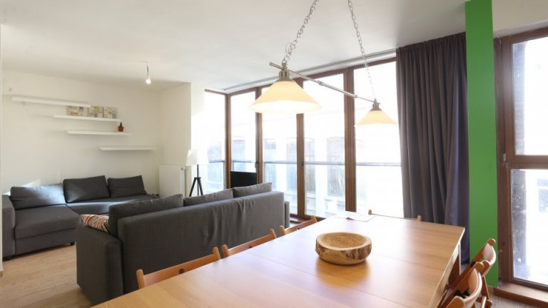appartement 1 chambre à louer à Bruxelles City Center