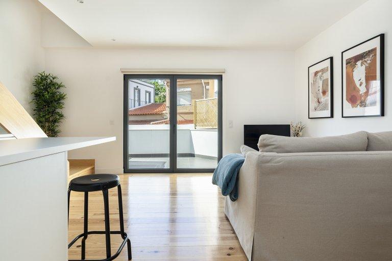 Apartamento de 1 quarto para alugar em Ajuda, Lisboa