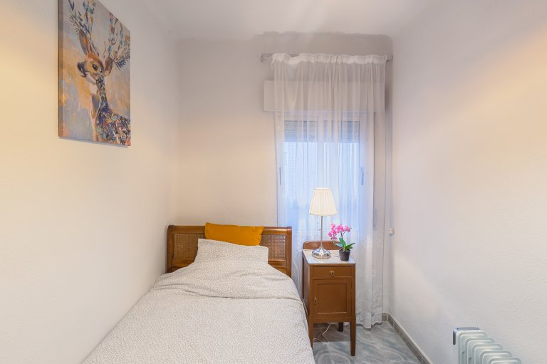Room in shared apartment in Madrid