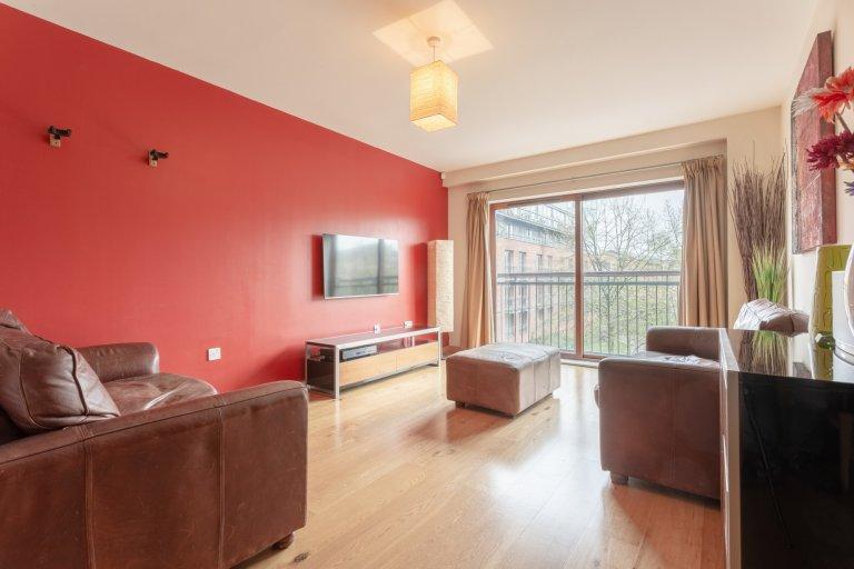 1-pokojowe mieszkanie do wynajęcia w Islington w Londynie
