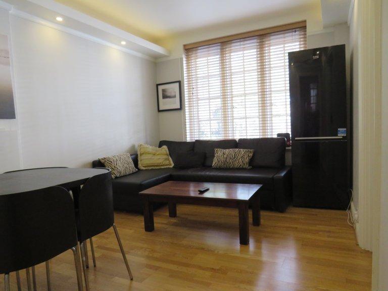 Appartamento da 2 camere da letto in affitto a Kilburn, Londra
