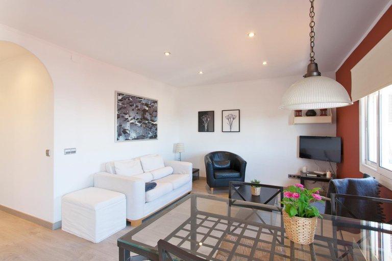 Appartamento con 2 camere da letto a Barcellona