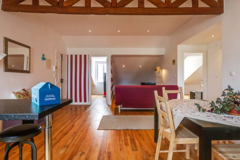 3 chambres à louer à Penha de França, Lisboa