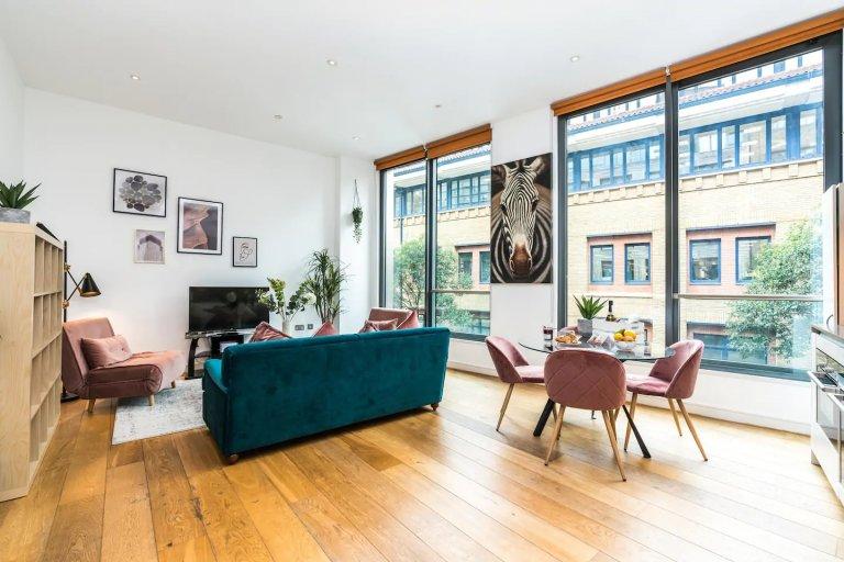 Apartamento de 1 quarto para alugar em Londres Central