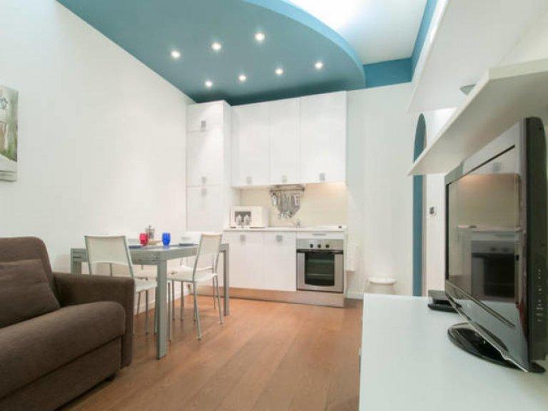 Apartamento de 1 quarto inteligente para alugar em Garibaldi, Milão