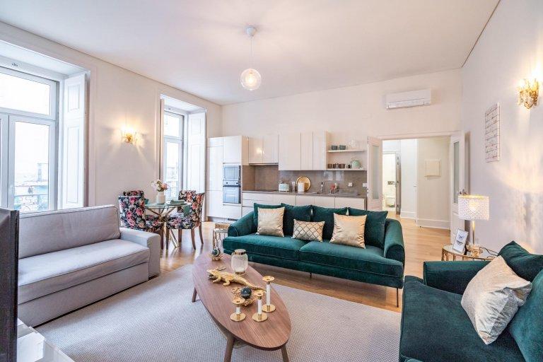 Apartamento de 2 quartos para alugar, Santa Maria Maior, Lisboa