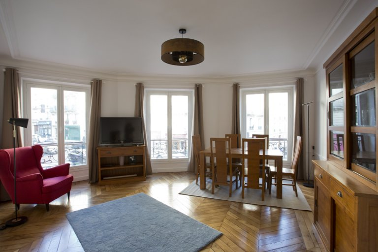 Apartamento de 2 quartos para alugar em Paris 5