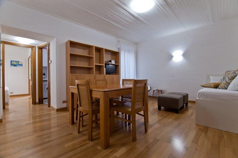 Appartement 1 chambre classique à louer à Pinciano, Rome