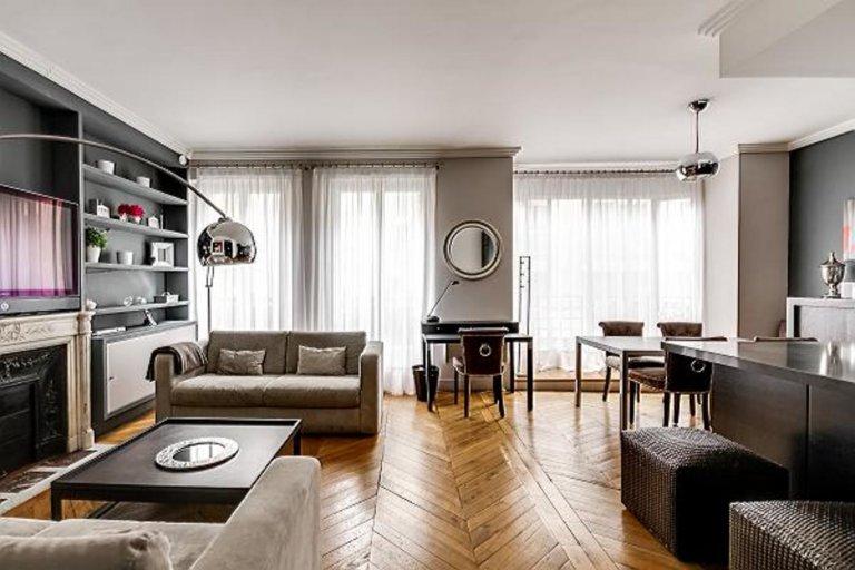 Appartement 2 chambres à louer à Chaillot, Paris