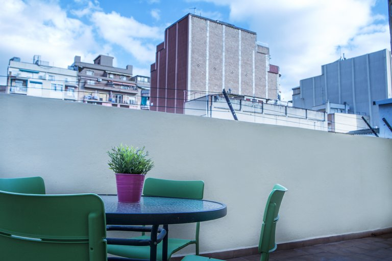 Apartamento de 3 quartos para alugar em L'Hospitalet de Llobregat