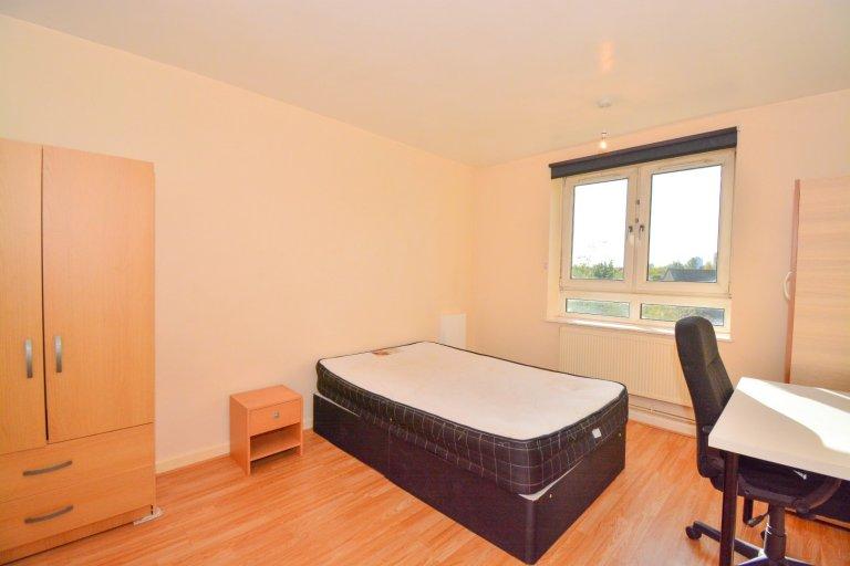 Tolles Zimmer zur Miete in einer 4-Zimmer-Wohnung in Deptford, London