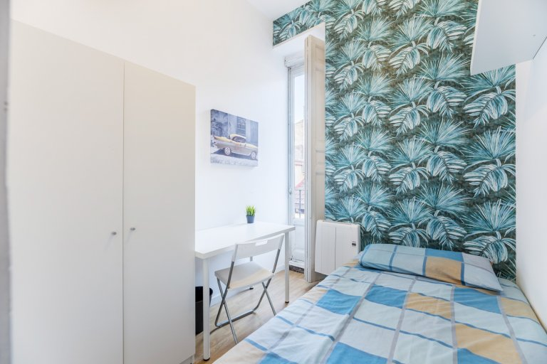 Cute room for rent in La Latina, Madrid