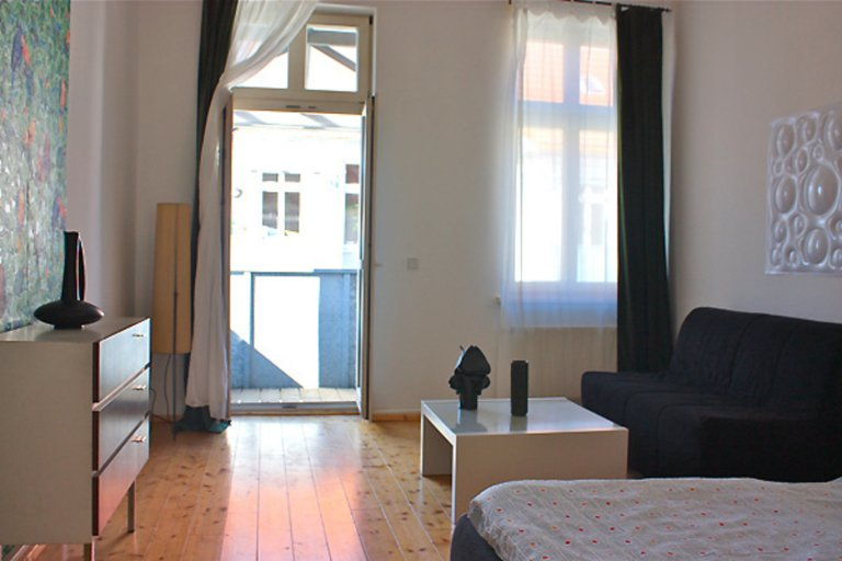 Hip studio apartment for rent in Prenzlauer Berg, Berlin