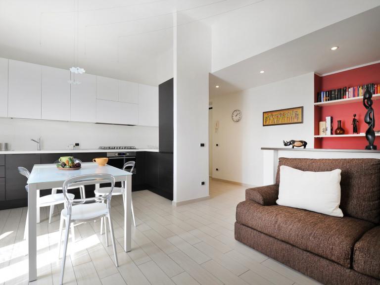 1-pokojowe mieszkanie do wynajęcia w Monumentale, Mediolan