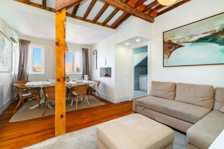 6-bedroom apartment for rent in Campo de Ourique, Lisbon