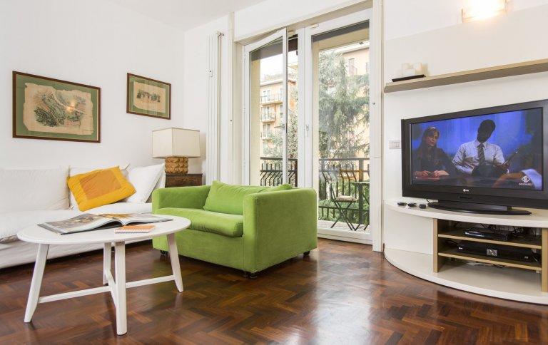 2-pokojowe mieszkanie do wynajęcia w Lodi, Mediolan