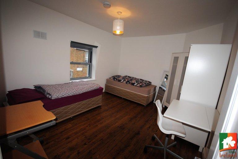 Beds for rent in 4-bedroom house in Phibsborough, Dublin