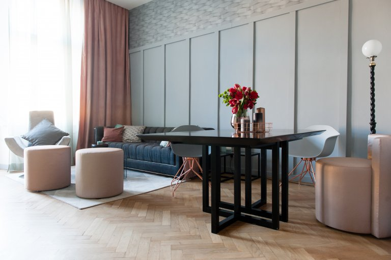 Stylish 1-bedroom apartment for rent in Leopoldstadt