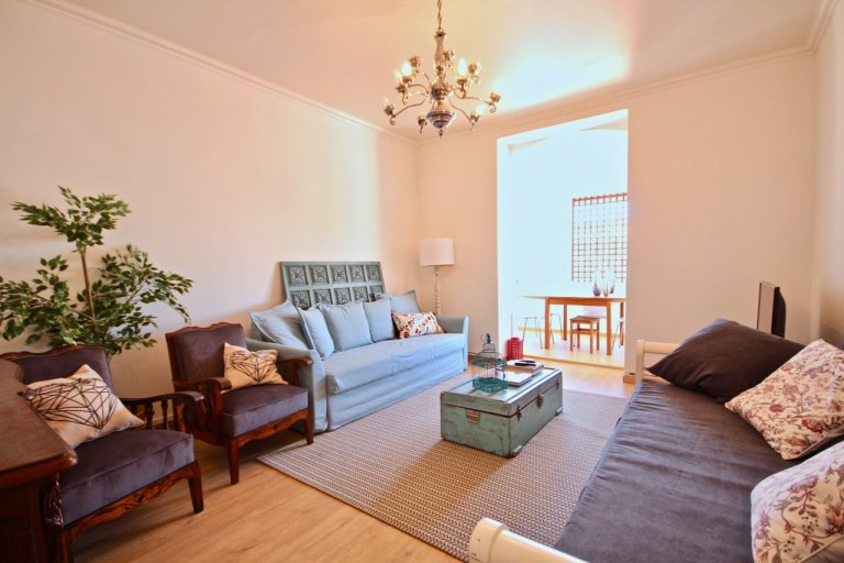 4-Zimmer-Wohnung in Santa Cruz, Lissabon zu vermieten