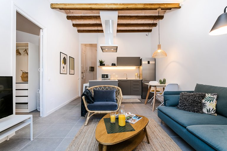 2-pokojowe mieszkanie do wynajęcia w L'Esquerra de l'Eixample