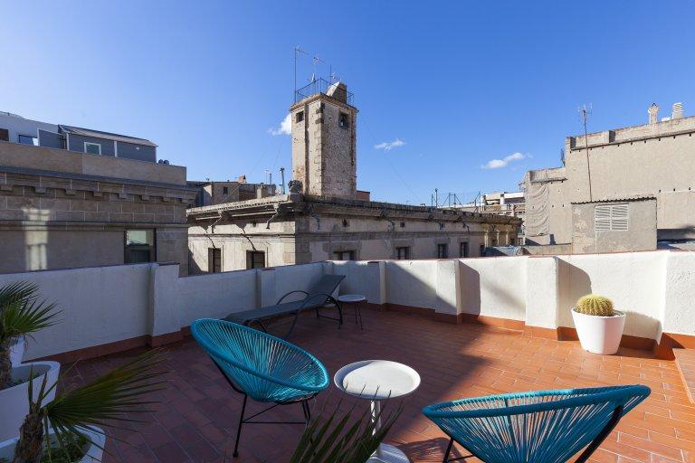 2-pokojowe mieszkanie do wynajęcia w Barri Gòtic w Barcelonie