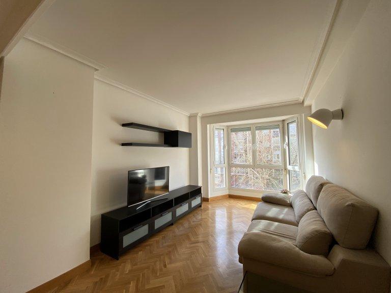 Schicke 1-Zimmer-Wohnung zur Miete in Príncipe Pío, Madrid
