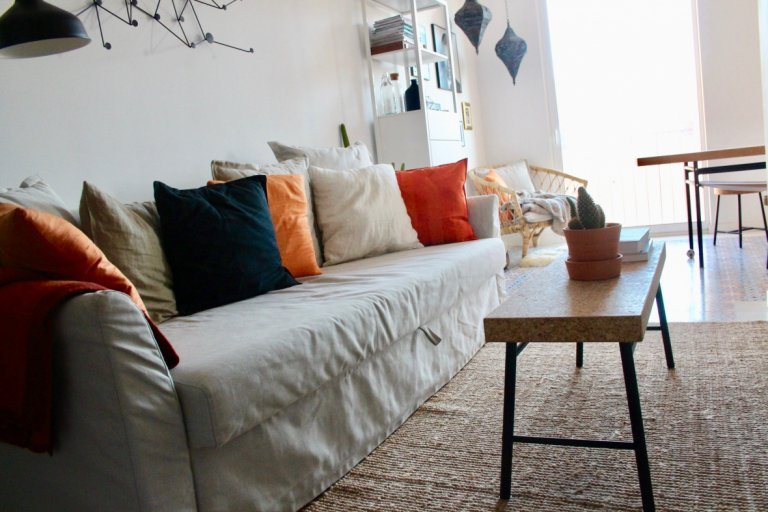 Lively 1-pokojowe mieszkanie do wynajęcia w El Raval, Barcelona