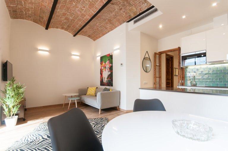 3-bedroom apartment for rent in Poblenou, Barcelona